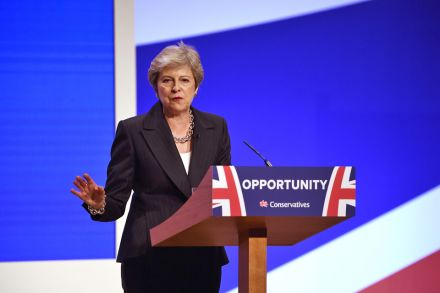 Theresa May calls for cohesion over Brexit