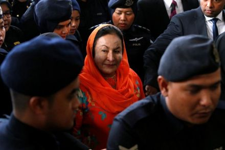 It's not about revenge, says Dr Mahathir after Rosmah charged