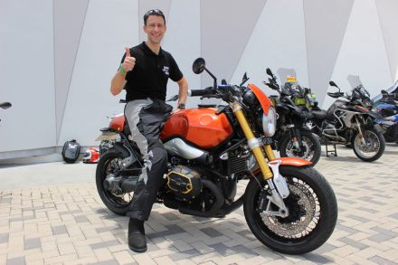 For Performance Motors New Boss Motorcycles Sharpen The Bmw Brand Life Culture Business Times