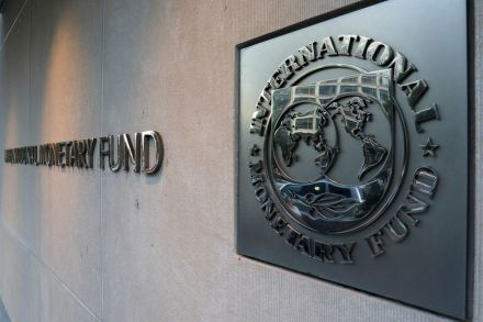 International Monetary Fund revises medium-term growth rate downward