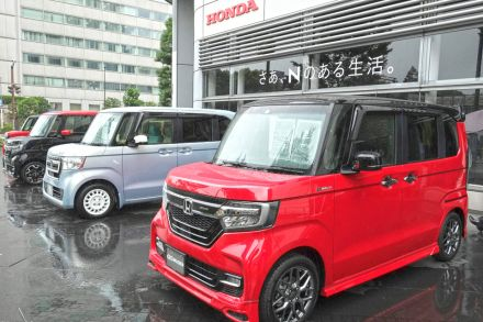 Mini Car Built For Young Families In Japan Attracts Senior Buyers
