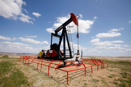 Oil prices ease as supply outlook improves