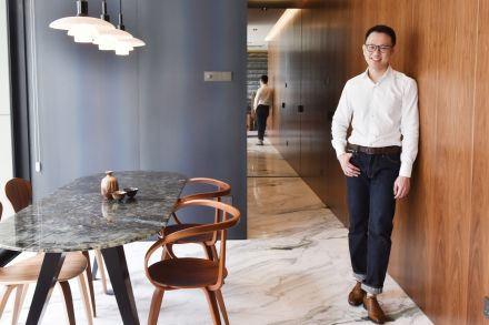 U Shaun Lim wanted an industrial yet luxurious look for his home.jpg