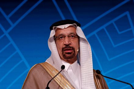 Crude tumbles 5% as Saudis pledge to produce more