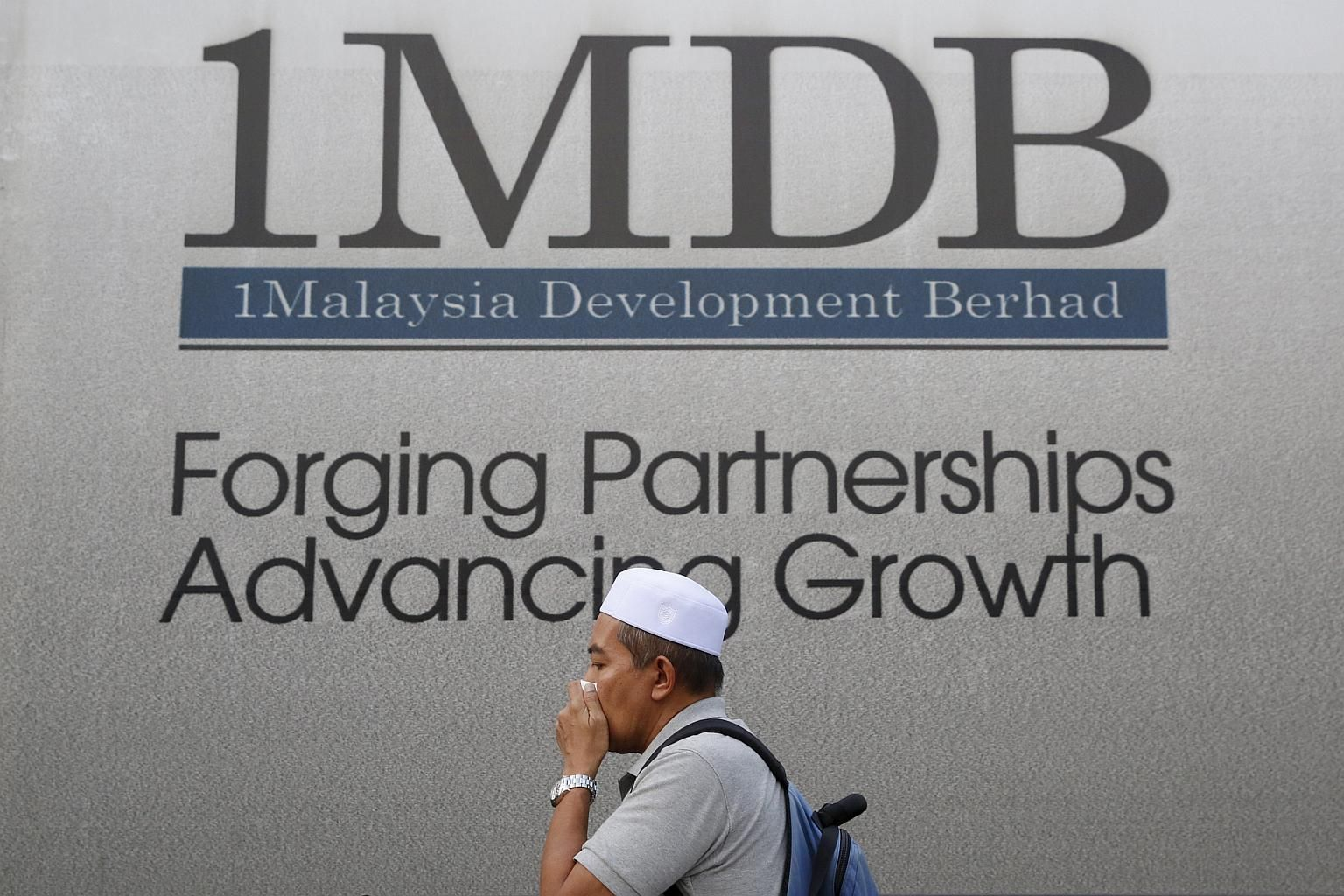 US charges 2 ex-Goldman Sachs bankers in Malaysia's 1MDB scandal