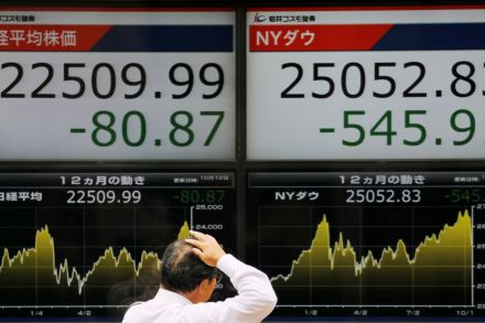 Asian markets soar on hopes of end to US-China trade war