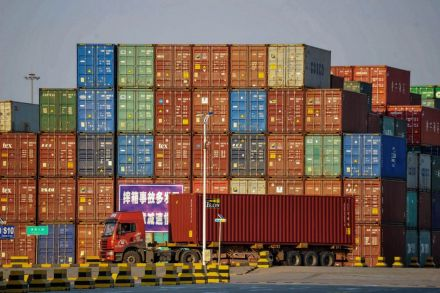 China's October exports surprisingly strong