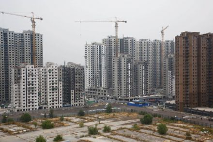 50m Apartments A Fifth Of China S Homes Are Empty