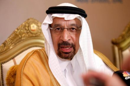 Saudi minister calls for 1 mln bpd global oil output cut