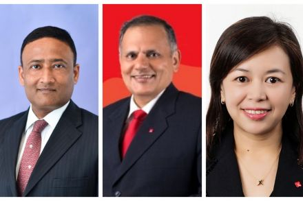 DBS makes new appointments to boost transaction banking