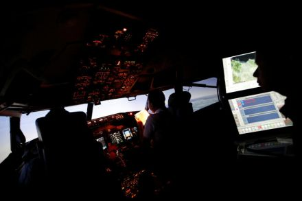 Readings show Lion Air pilots struggled with Boeing 737 system before crash