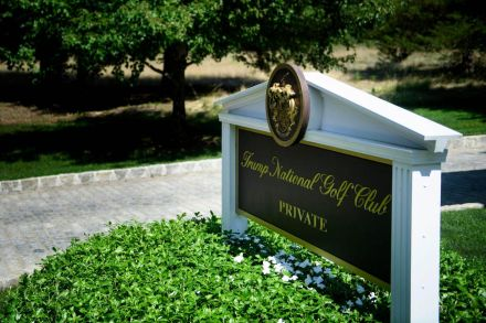 A Trump Golf Resort Hired Undocumented Workers, Report Says