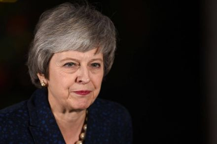 UK Prime Minister Theresa May survives leadership challenge