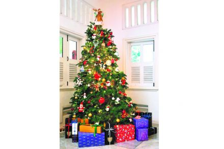 12-13_Xmas_Homes_Folder-Links-A_classic_red_and_gold_theme_for_the_Christmas_tree.jpg