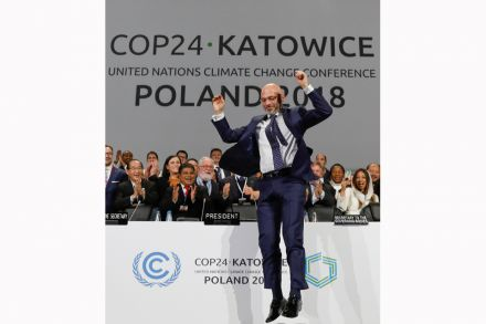 Global Climate Deal: COP24 President Proud of achievemnts in Katowice