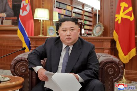 Kim Jong Un warns 'Washington not to test North Korean's patience'