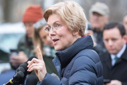 Elizabeth Warren takes major step toward a 2020 presidential run