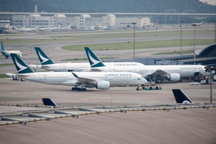 Cathay Pacific sells £12,000 business-class seats for £530 in ticketing blunder