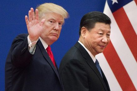 US, China wrap up talks on tariff battle
