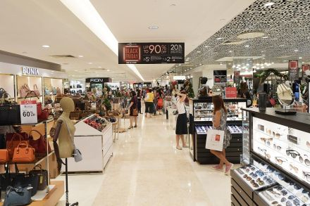 Black Friday boosts November retail spend