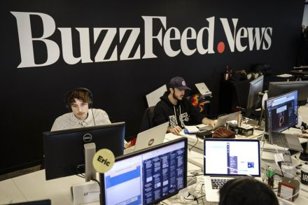 BuzzFeed announces plans to lay off 15 percent of staff