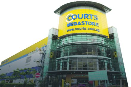 Courts Asia Latest News & Headlines - THE BUSINESS TIMES