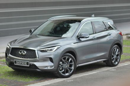 Infiniti QX50 review: Smooth operator, Hub - THE BUSINESS TIMES