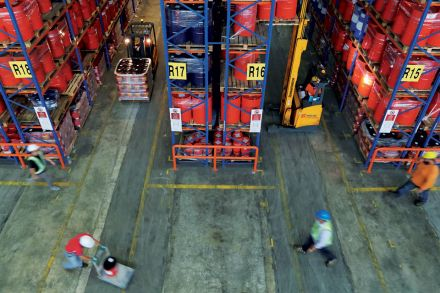 Transforming logistics, Magazines - THE BUSINESS TIMES