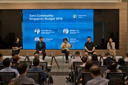Xero Community: Budget forum 2019