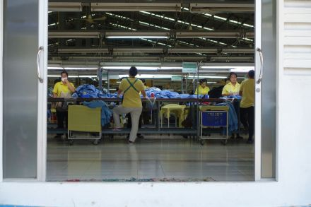 Myanmar garment workers caught in global tug-of-war, ASEAN