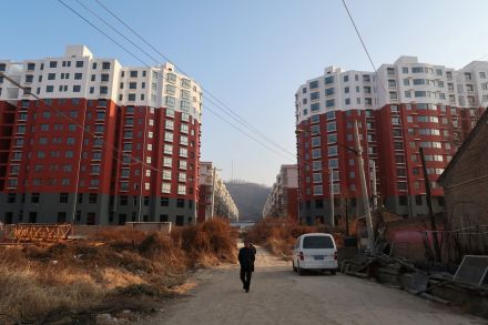 China's Property Investment Growth Hits Five-Year High Driven by Smaller Cities