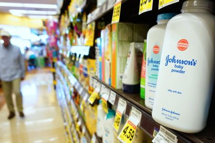 Baby Powder From Decades Ago Caused Cancer, California Jury Finds