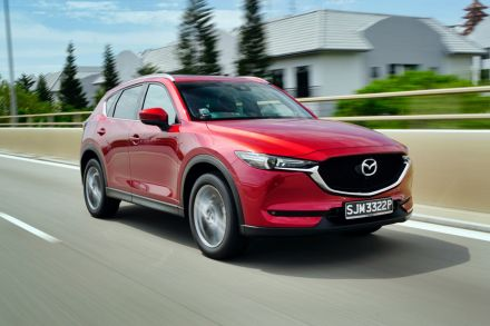 Mazda Cx 5 Review A Class Act Hub The Business Times
