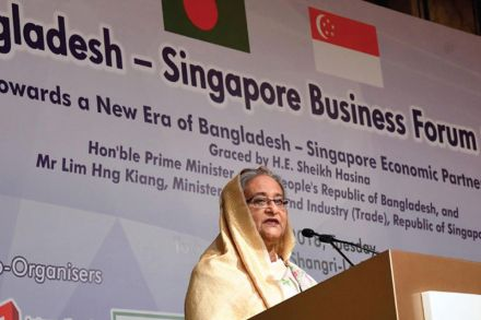 Bangladesh's big draws for business, Hub Projects - THE BUSINESS TIMES