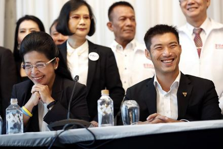 Thailand's pro-army party won popular vote, opposition second