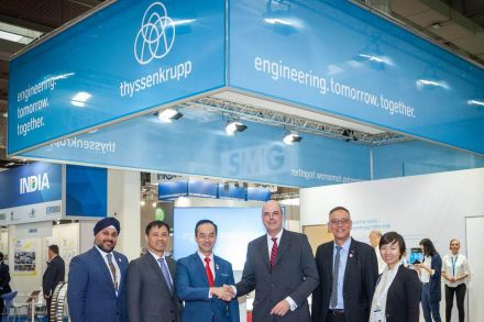 Thyssenkrupp to set up 3D printing innovation centre in Singapore