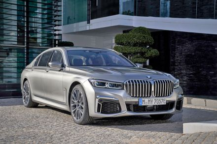 New Bmw 7 Series >> New Bmw 7 Series Review Still The Magnificent 7 Hub The Business