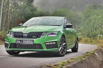 Skoda Octavia RS 245 review: Power to the people, Hub - THE