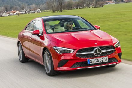 Mercedes CLA review: A model for success , Hub - THE