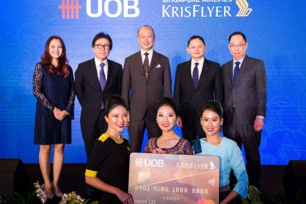 UOB, KrisFlyer launch new credit card that rewards with air miles