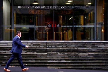 New Zealand unemployment rate falls to almost 10-year low