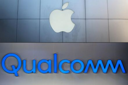 Qualcomm gets $4.5bn from Apple as revenues rise