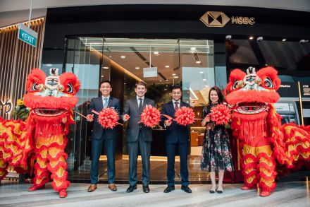 HSBC opens a Jade in Jewel, Banking & Finance - THE BUSINESS TIMES