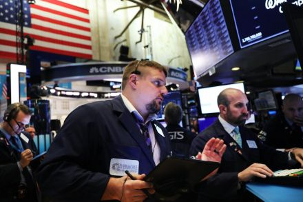 Markets Today: Stocks Advantage on Wall Street