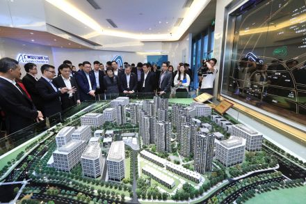 cc493ff7d Singapore to step up cooperation with China: DPM, Government ...