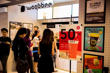 Far from game over: From boom to bust to boom again, bubble tea is
