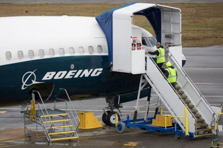 US regulators say some Boeing 737 MAX planes may have faulty