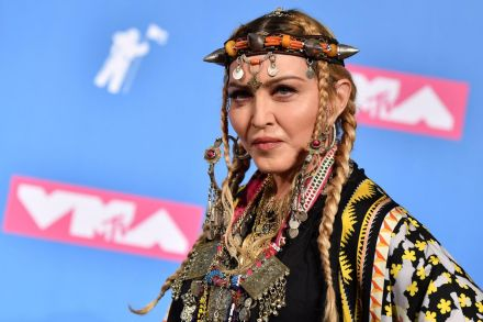 Madonna says she felt 'raped' by New York Times profile