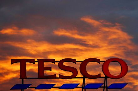 Tesco sales fall in 'subdued' market
