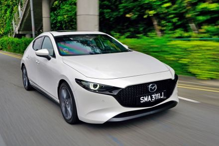 2019 Mazda 3 review: The Astina returns, Hub - THE BUSINESS